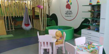 В обласній дитячій лікарні за кошти благодійників відкрили ігрову кімнату. ФОТО