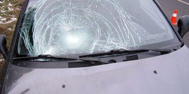 На Франківщині авто збило на переході пішохода – чоловік помер у лікарні. ФОТО