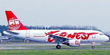 До Італії зі Львова: Ernest Airlines здійснив перший авіарейс