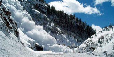 Синоптики попереджають про загрозу зсувів снігу на дорогах Карпат