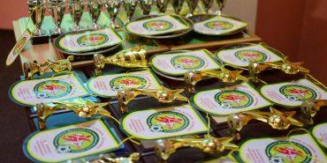 Дитячу футбольну лігу Прикарпаття визнали найкращою в Україні