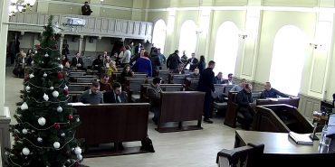 Розпочалася 28 сесія Коломийської міської ради. ПРЯМИЙ ЕФІР