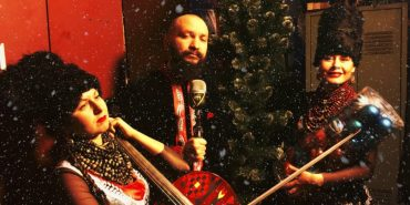Гурт Familia Perkalaba разом з відомими українцями зняли різдвяний кліп. ВІДЕО