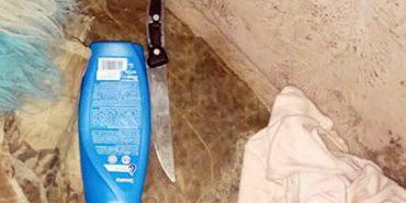 На Франківщині 26-річна жінка вдарила ножем співмешканця. ФОТО