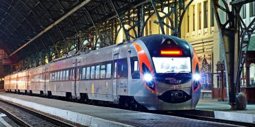 З 10 грудня зміниться графік руху поїздів