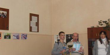 Коломийські шахісти привезли перемогу з сімейного турніру у Львові. ФОТО