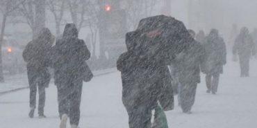 Коломиян попереджають про негоду: снігопад, хуртовина та ожеледиця