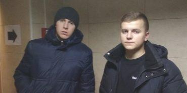 Двоє студентів з Франківщини врятували життя чоловікові без свідомості. ФОТО