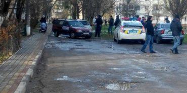 """На Франківщині побилися таксисти – одного забрала """"швидка"""". ФОТО"""