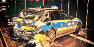 Українець напідпитку вчинив ДТП у Німеччині – загинула 23-річна жінка-поліцейський. ФОТО