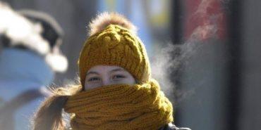 Арктичне повітря несе похолодання та заморозки в Україну