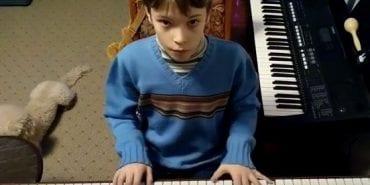 """9-річний прикарпатець написав ремікс на """"Despacito"""". ВІДЕО"""