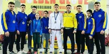 Прикарпатець став чемпіоном Європи з кікбоксингу