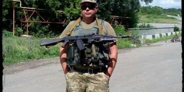 Завтра на Коломийщині поховають демобілізованого учасника АТО Ярослава Веклюка