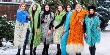 Мода по-гуцульськи: як у Косові створюють унікальні шуби. ФОТО