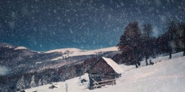 У Карпатах випало 1,5 метра снігу