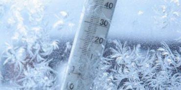 На старий Новий рік на Прикарпаття прийдуть міцніші морози
