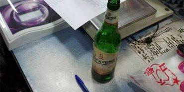 У Коломиї підліткам продали пиво. ФОТО