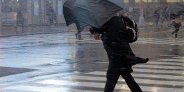 Мешканців Прикарпаття попереджають про ускладнення погодних умов