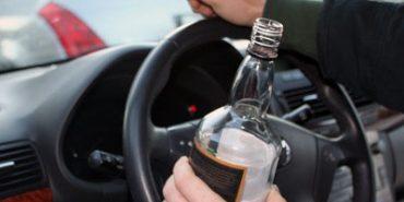 Верховна Рада ввела 51 тис. грн штрафу за керування авто у стані сп'яніння