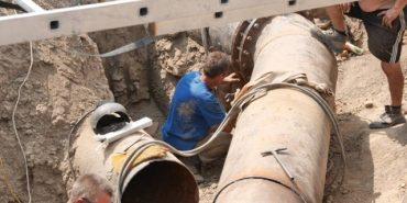 Цьогоріч на заміну водопроводу у Коломиї витратять майже 80 млн грн.
