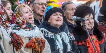 У Коломиї відбувся різдвяний концерт. ФОТОРЕПОРТАЖ