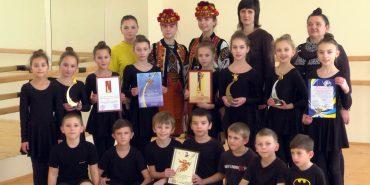 Танцювальні колективи з Коломийщини привезли перемоги з Всеукраїнського фестивалю. ВІДЕО