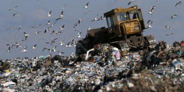 В Україні заборонено захоронювати несортоване сміття