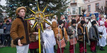 Сьогодні у Коломиї виступатимуть різдвяні вертепи і гурти колядників