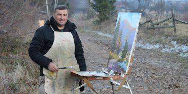 У Коломиї відкриють персональну виставку живопису Миколи Яцурака. АНОНС