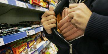 У Коломиї 24-річний молодик намагався обікрасти магазин