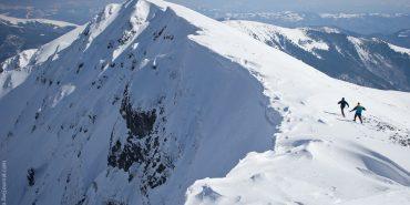 Кіборг Олександр Чуб врятував дівчину, яка провалилася в гірську ущелину