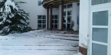 У будинок-музей Степана Бандери на Прикарпатті кинули вибухівку. ФОТО