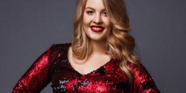 """Переможниця шоу """"Модель XL"""" Марія Павлюк з Прикарпаття стала обличчям колекції від Андре Тана. ВІДЕО"""