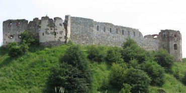 На Прикарпатті відновлять замок ХVІ століття. ВІДЕО