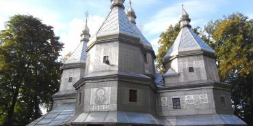Храм на Коломийщині увійшов до 3D-туру  церквами Карпат, які занесені до Світової спадщини ЮНЕСКО