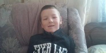 Допомоги потребує хворий 14-річний хлопчик з Прикарпаття