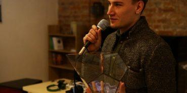 Любомир Кукіль представив свою фотовиставку в Коломиї. ФОТО