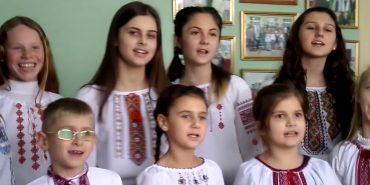 """На Прикарпатті школярі переспівали відомий хіт """"Despacito"""". ВІДЕО"""