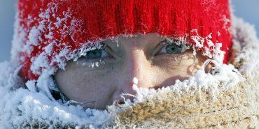 Прихистки від сильного морозу в Коломиї працюють цілодобово. ВІДЕО