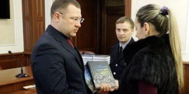 """У """"Книзі пам'яті МВС"""" увіковічнили імена прикарпатських міліціонерів, загиблих у зоні АТО"""