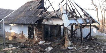 У пожежі на Коломийщині загинула жінка
