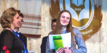 На ІІ етапі Всеукраїнської олімпіади з української мови перемогла студентка з Прикарпаття