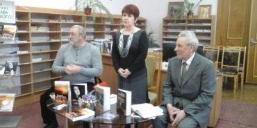 Письменник з Прикарпаття презентував нові романи