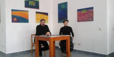 Художники з Прикарпаття репрезентували сучасне українське мистецтво у Відні