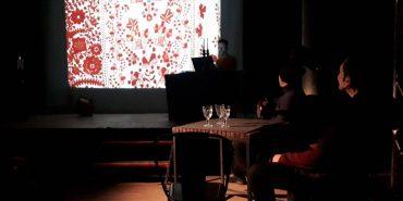 Франківцям презентували мультимедійний колаж творів Андруховича та Котляревського