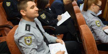 Прикарпатські поліціянти відвідали курси підвищення кваліфікації