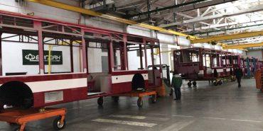 Для Франківщини виробляють нові автобуси. ФОТО