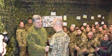 Президент вручив нагороди військовим окремої гірсько-штурмової бригади. ФОТО