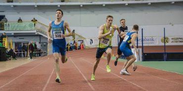 Франківський атлет встановив рекорд на чемпіонаті України